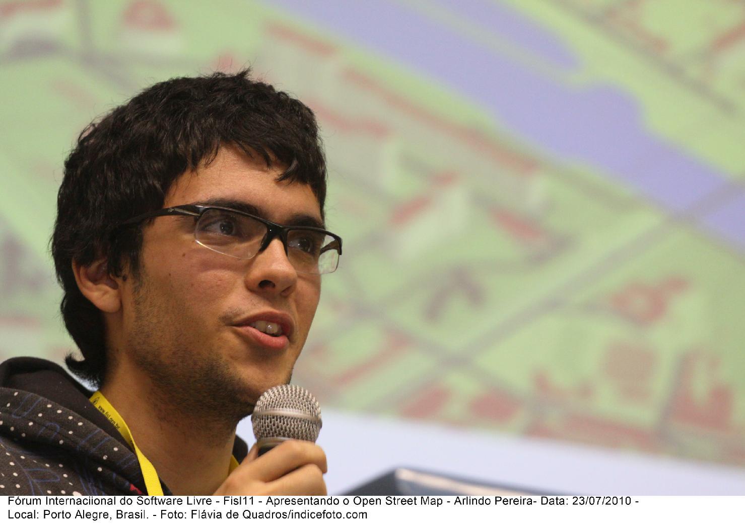 Arlindo Pereira