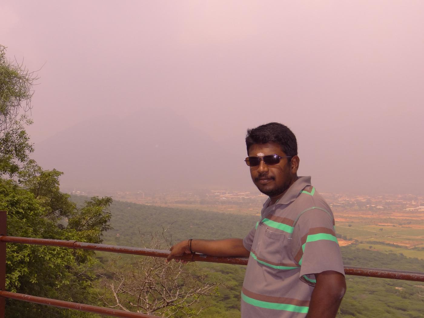 Ashok Ganapathy