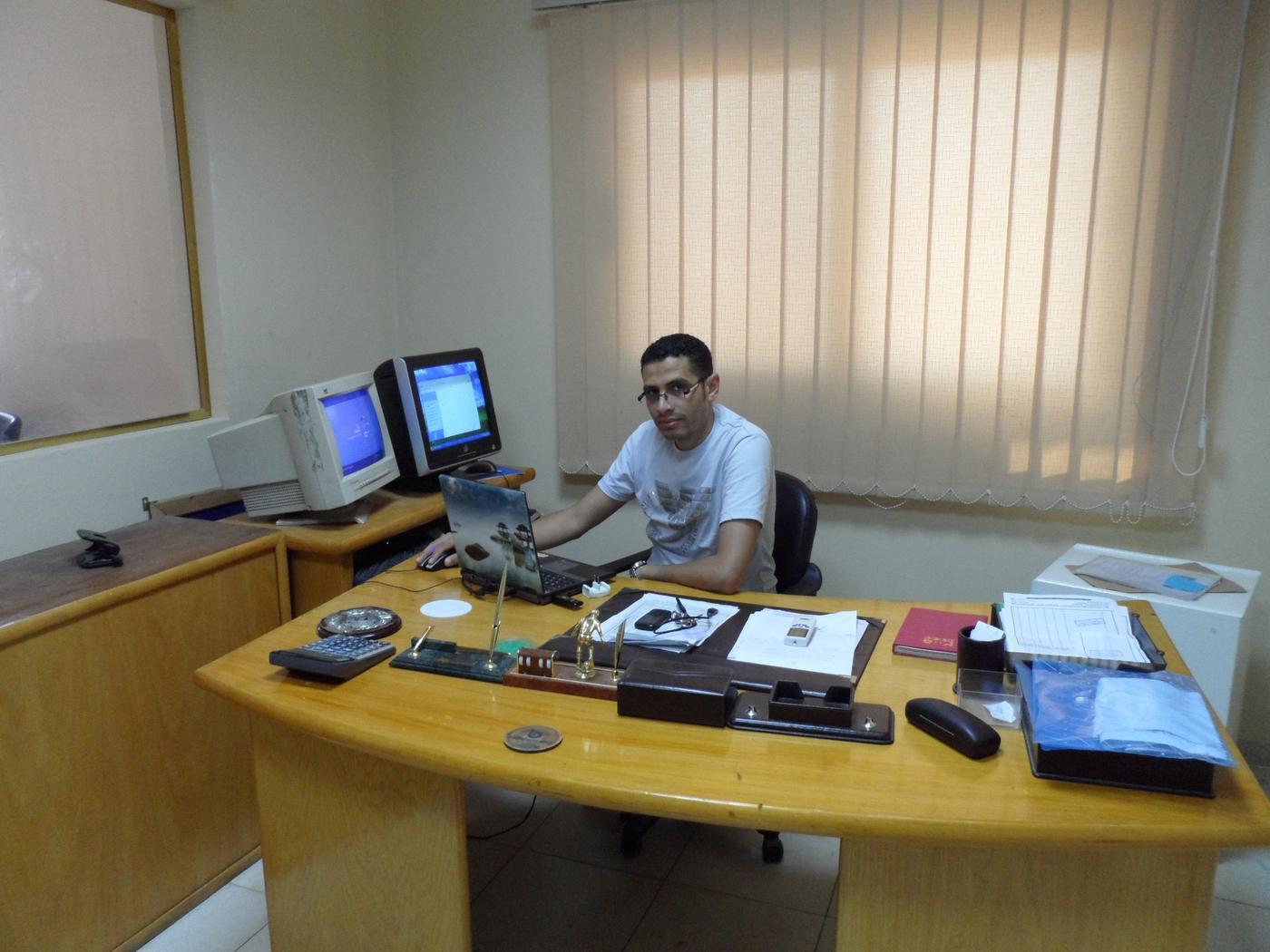 Ayman Albahrawe