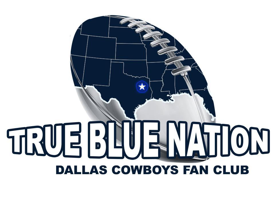 TrueBlueNation Fan Club Logo