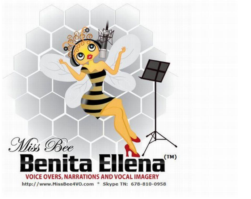 Miss Bee - Voice Overs