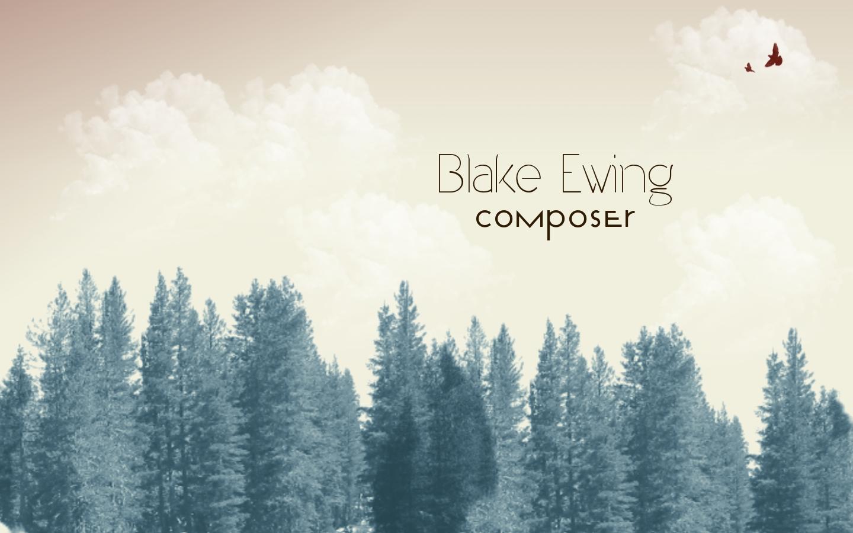 Blake Ewing