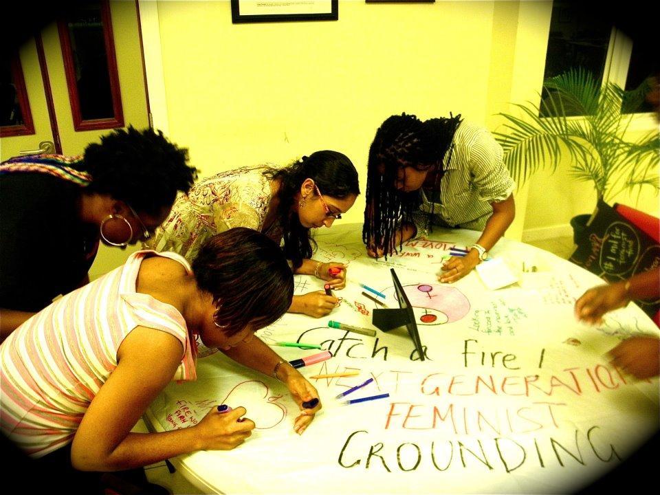 CatchAFyah Caribbean Feminist Network