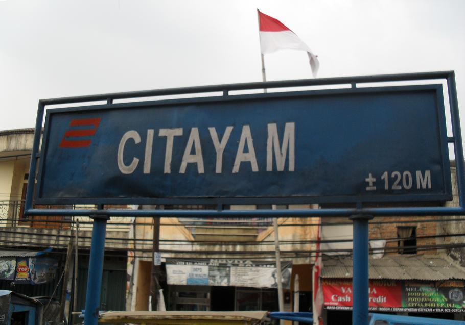 Citayam Info