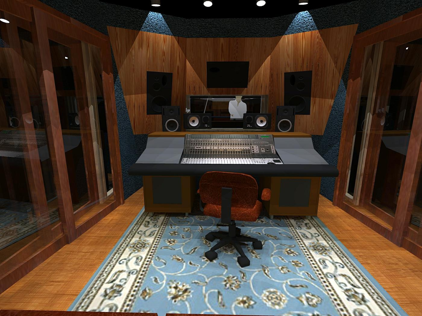 1000 images about recording studio design on pinterest casablanca music rooms and multimedia - Home recording studio design ideas ...