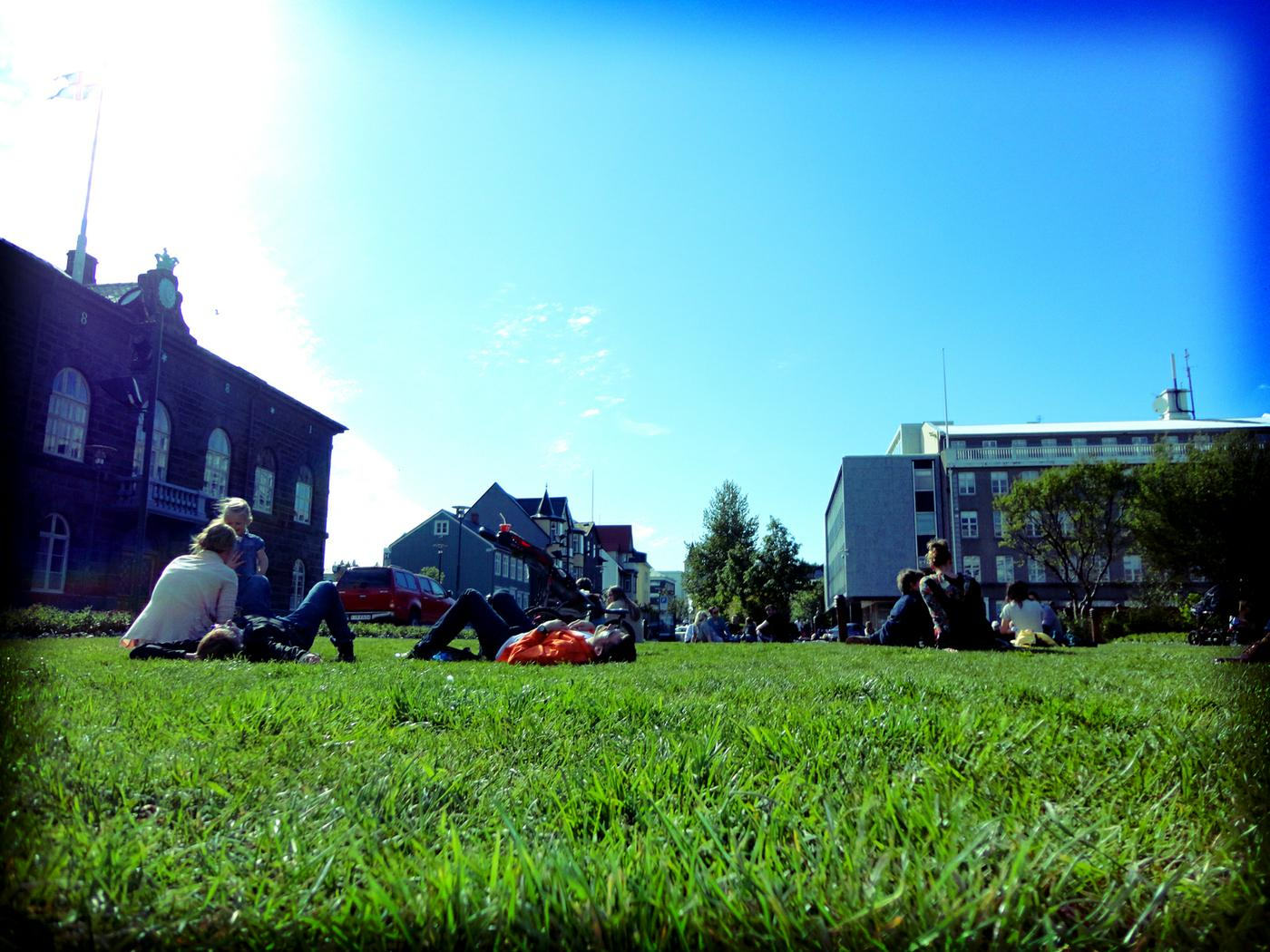 I heart Reykjavík !