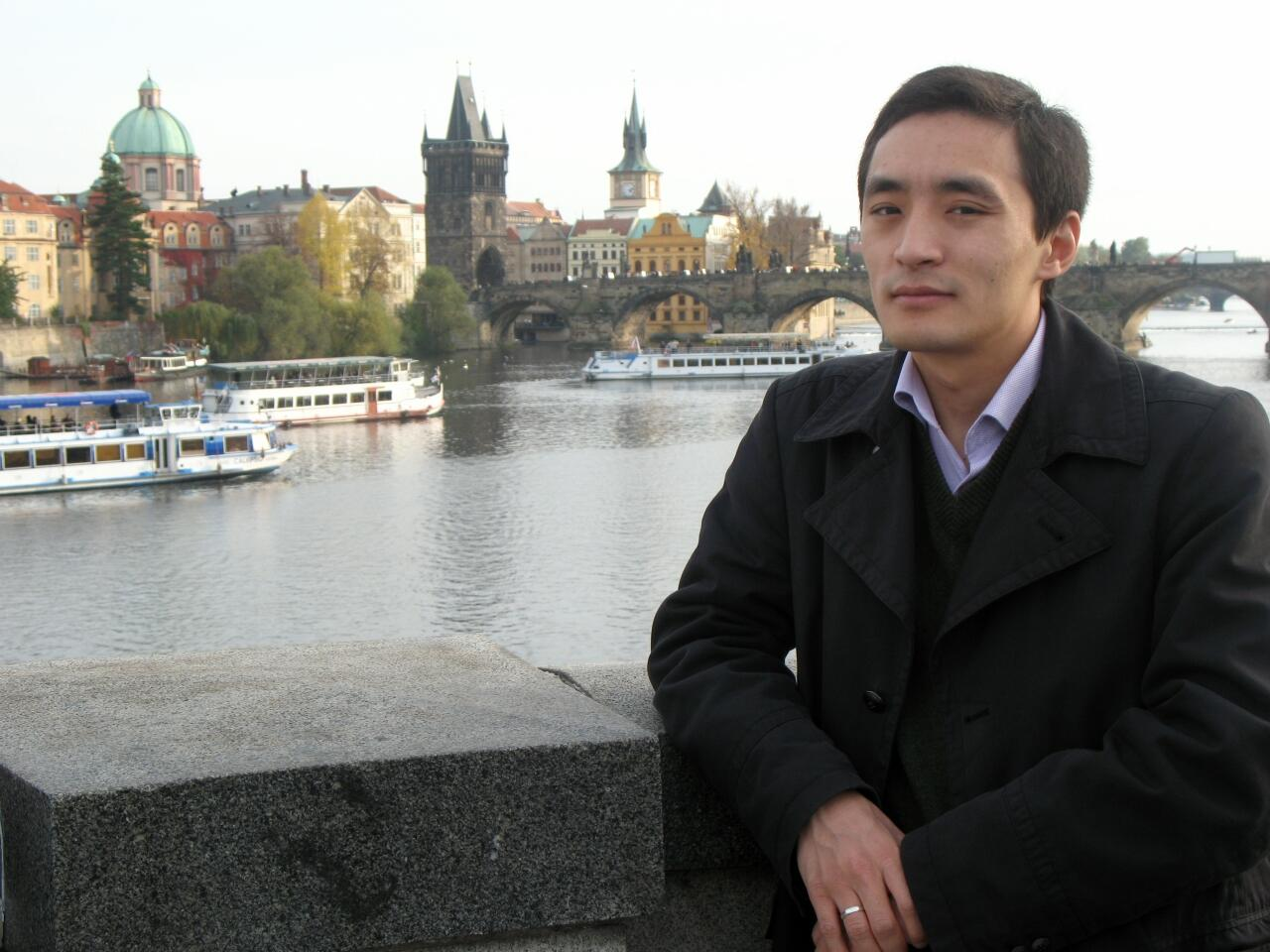 Medgat Olzhayev