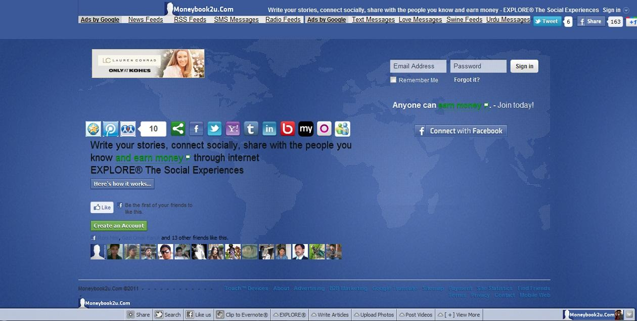 Moneybook2u.Com Join Us