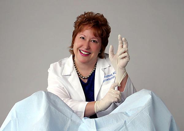 Patricia Raymond MD