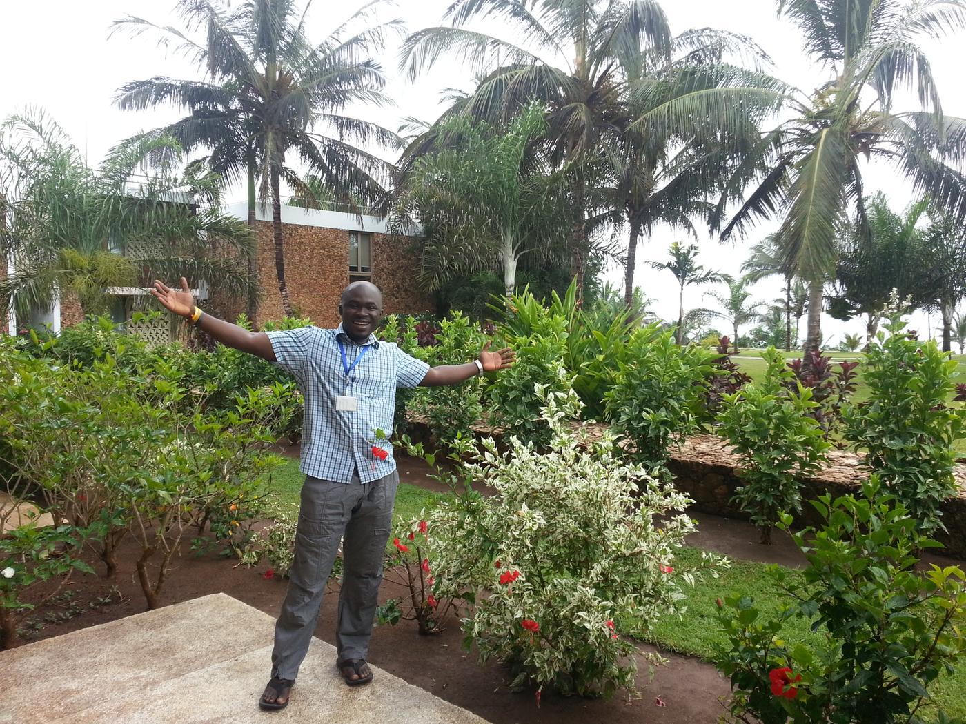 Philip Kofi Ashon