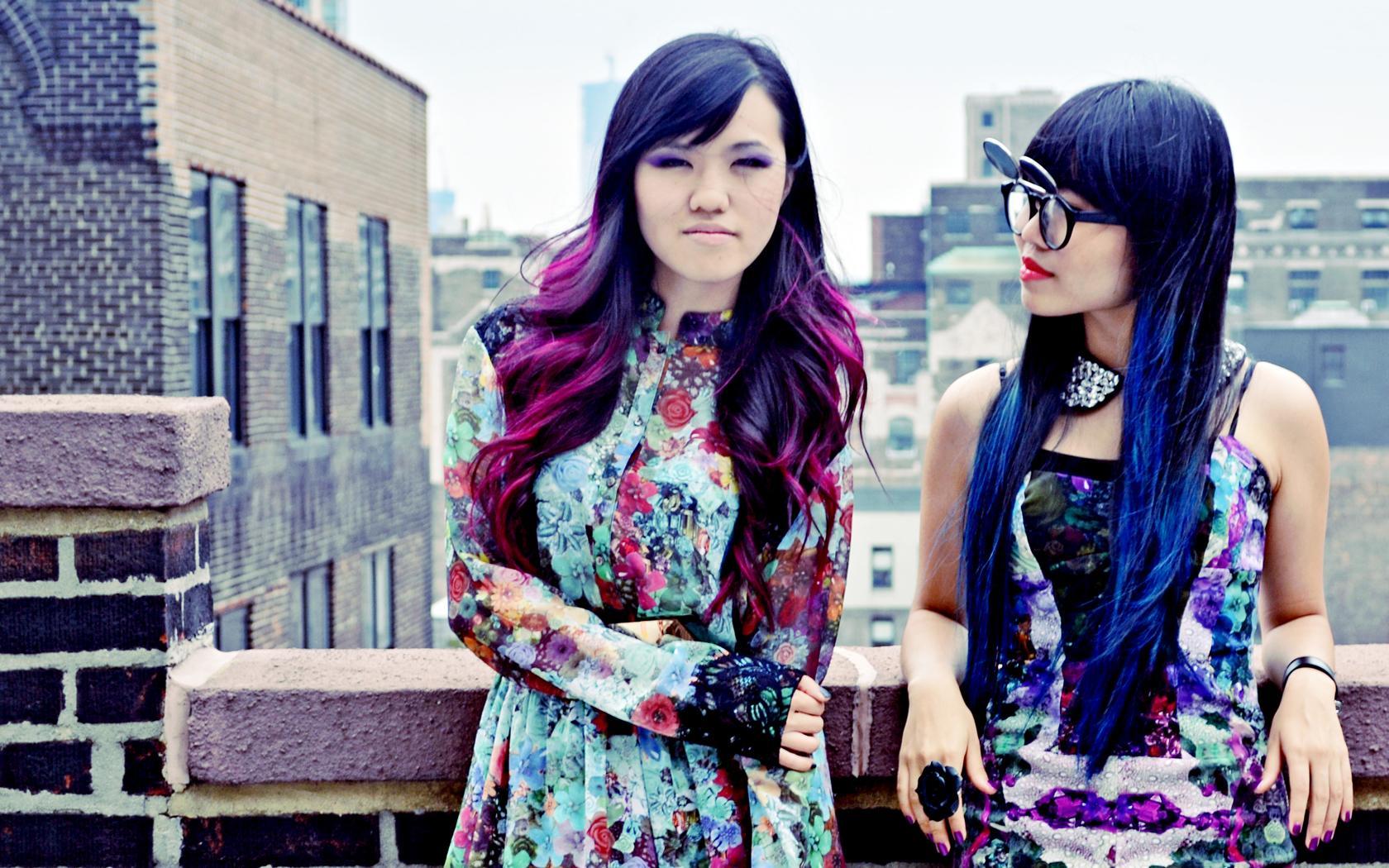 Rachel & Nicole