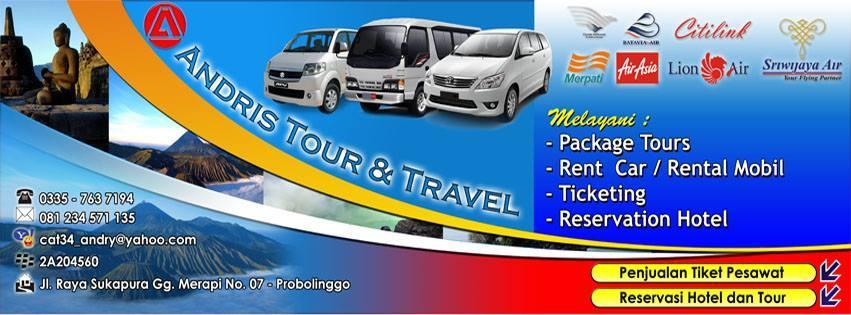 Andry Tour Paket Wisata Bromo