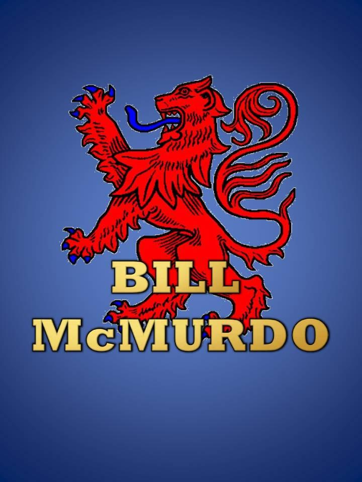 Bill McMurdo