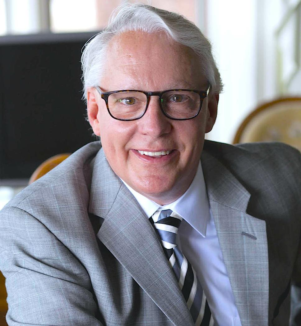 Dr. Steve McSwain