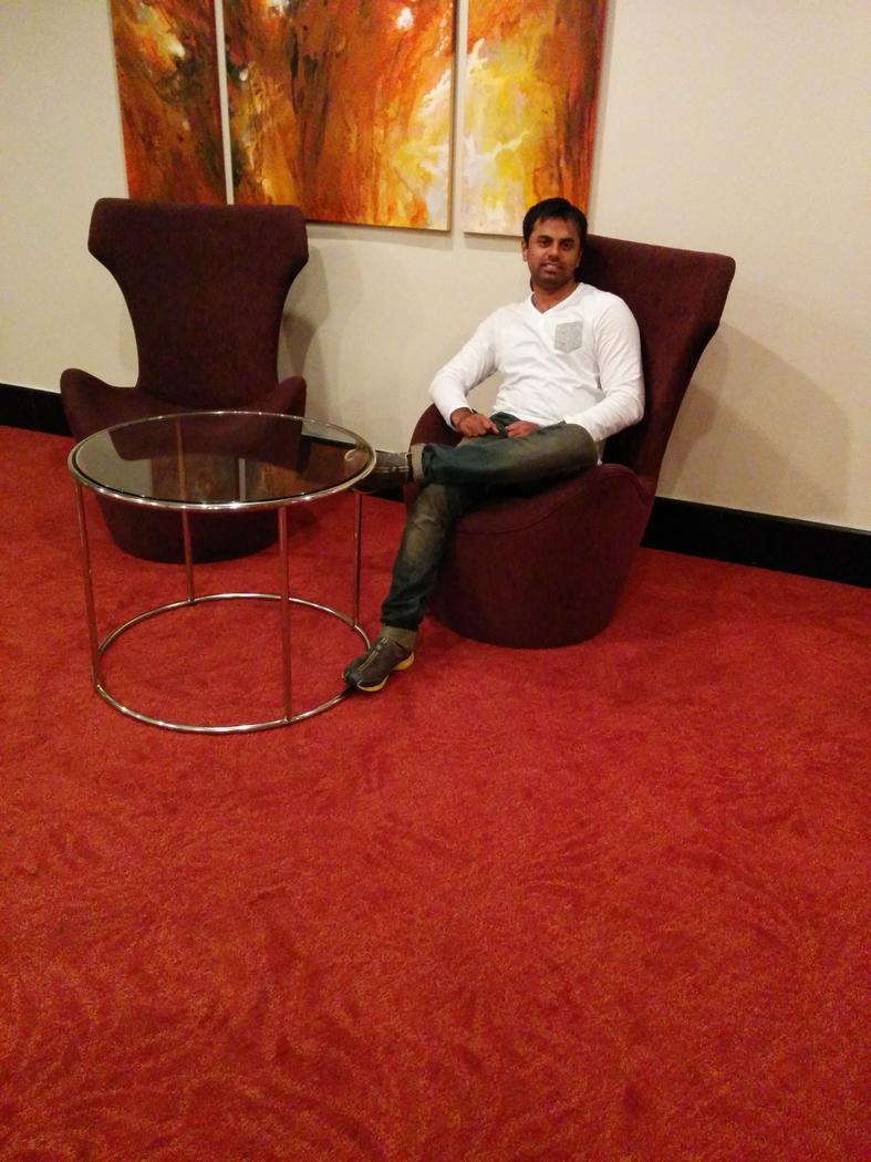 Faraaz Mohammed