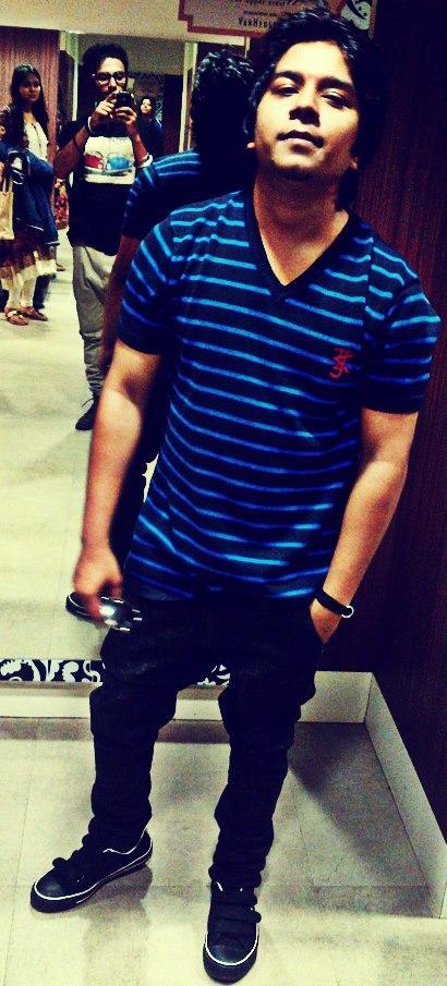 Gaurav (Eddy) Sarathe