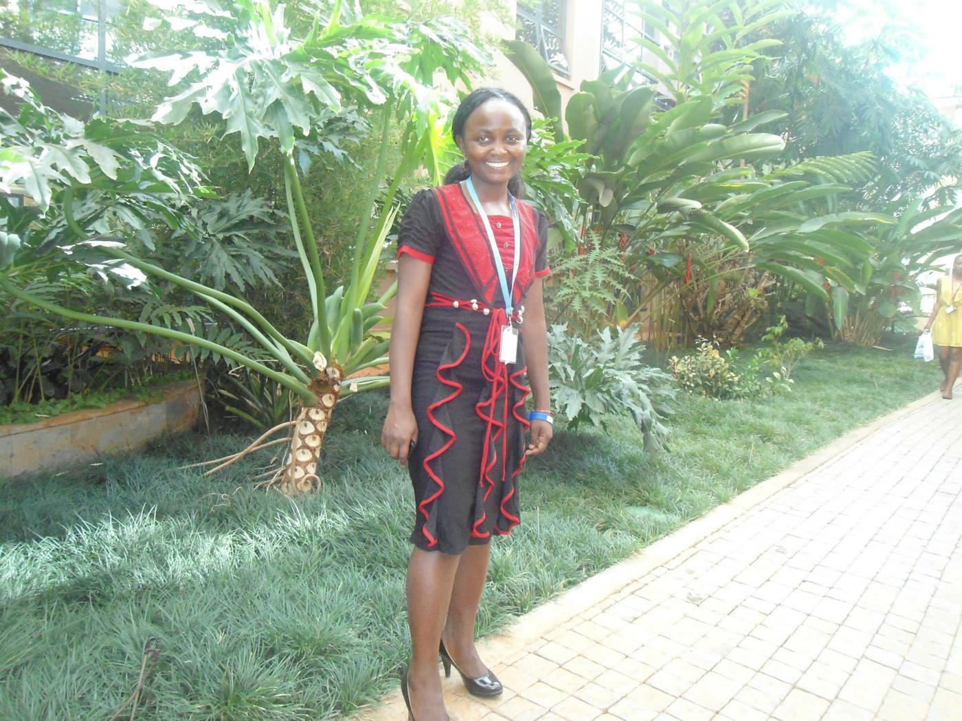 Grace Mageka