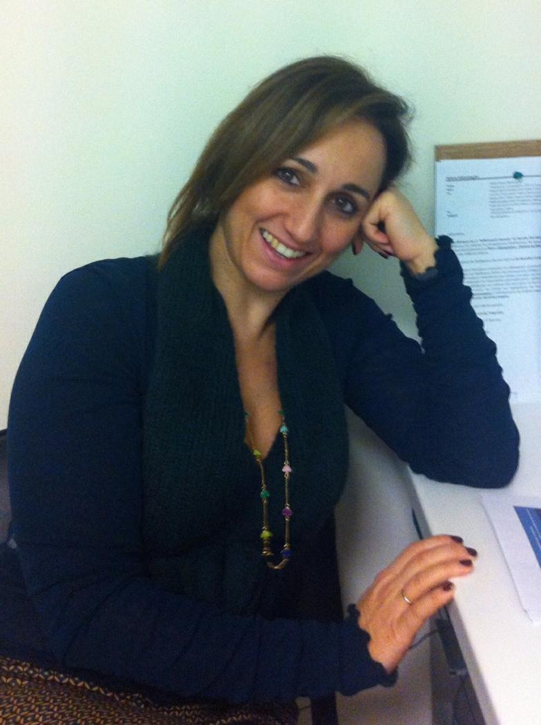 Harroula Mathiopoulou Bilali BSc MMedSc
