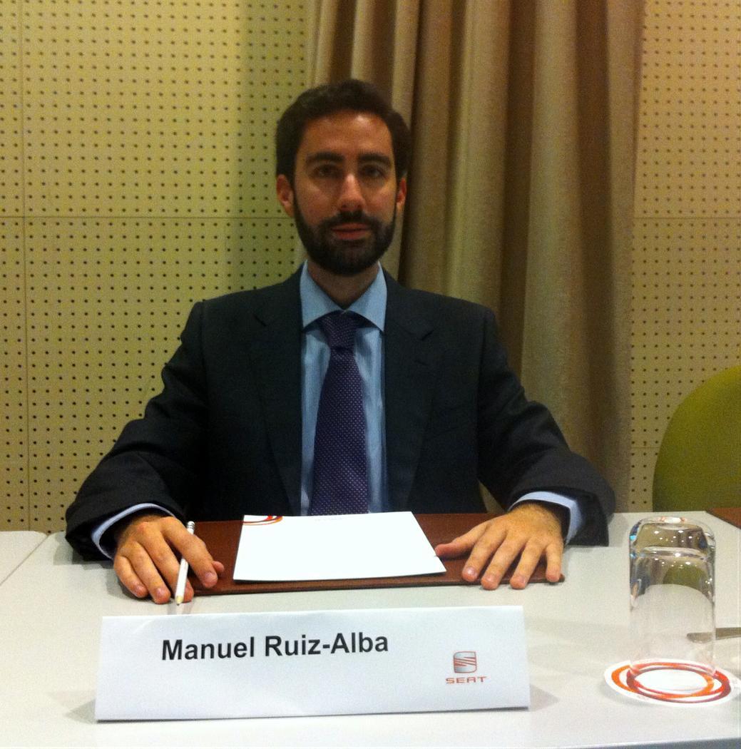 Manuel ruiz alba barcelona spain digital marketing for Manuel alba