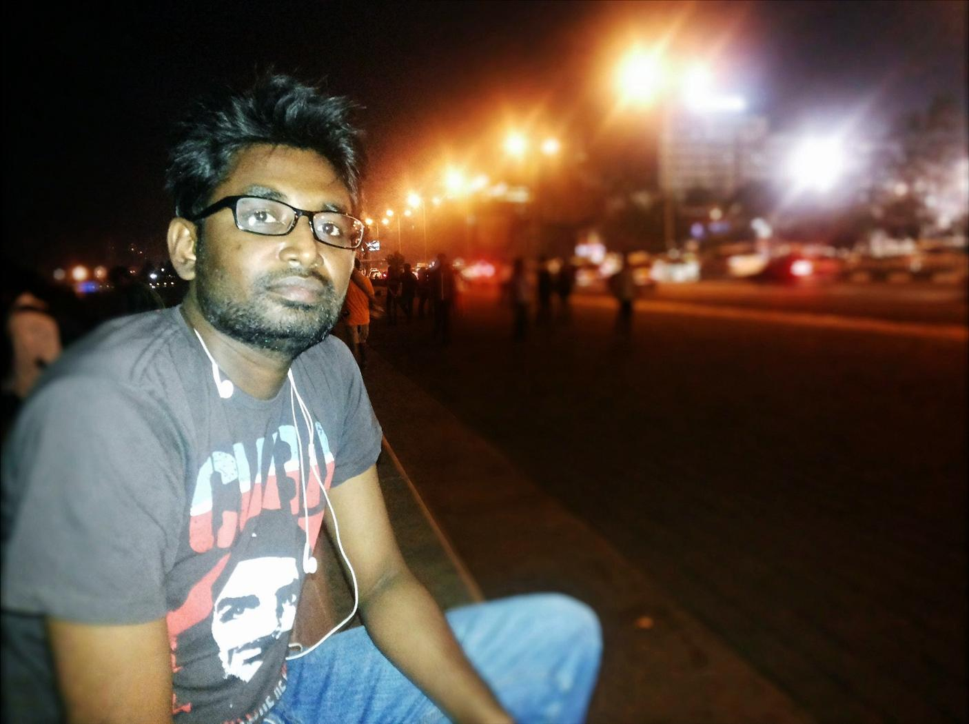 Mughil Anand Nainar