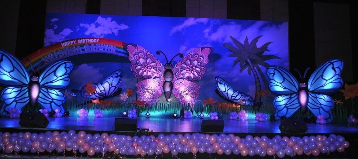 Event organizers in hyderabad 99 birthday party organizer for Balloon decoration for birthday party in hyderabad