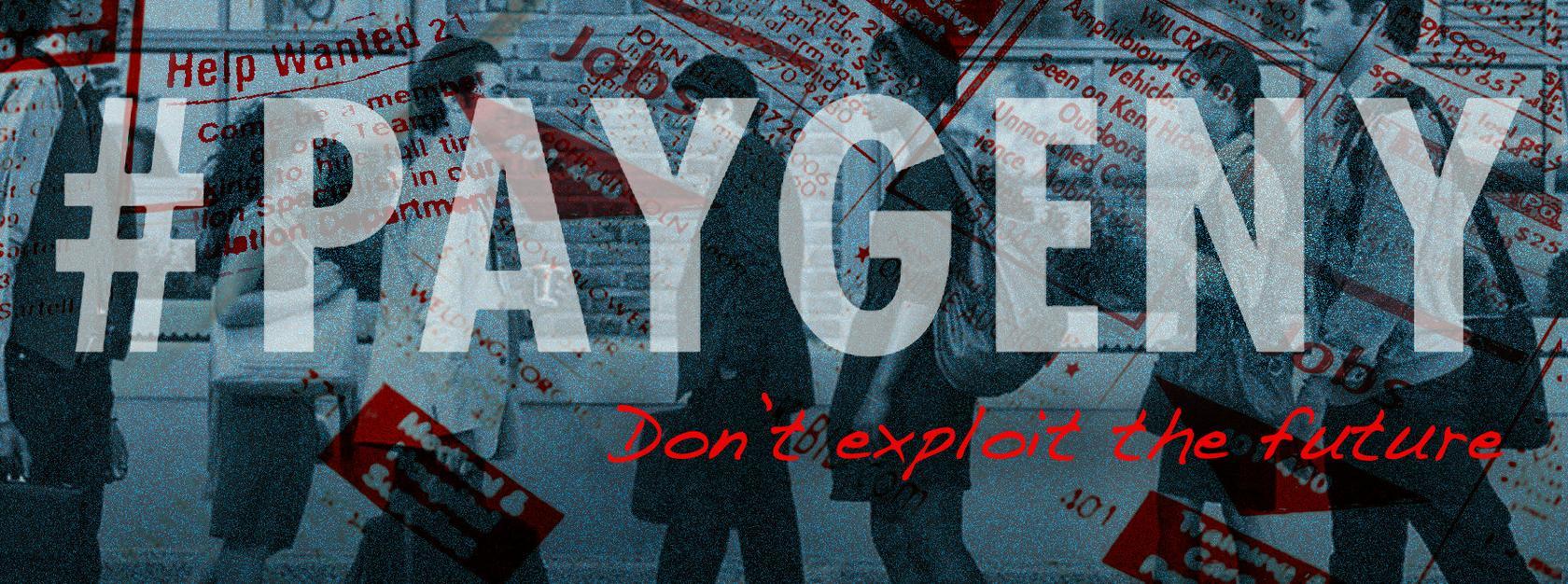 #PayGenY