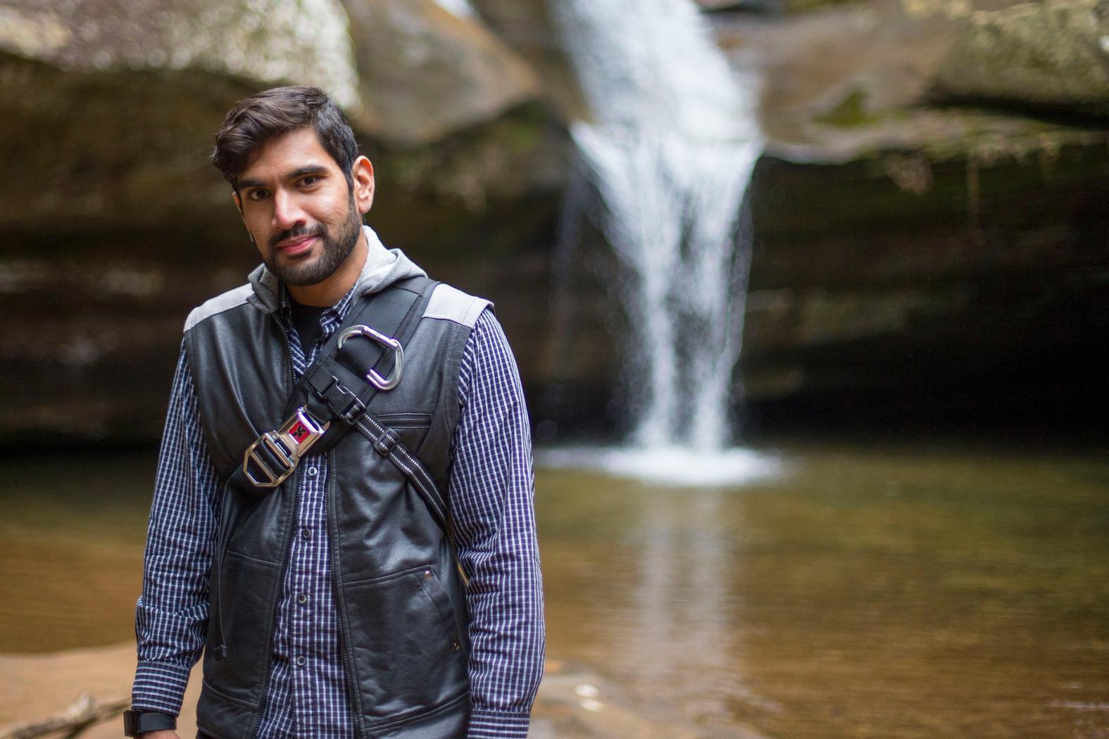 Shawn Ahmed