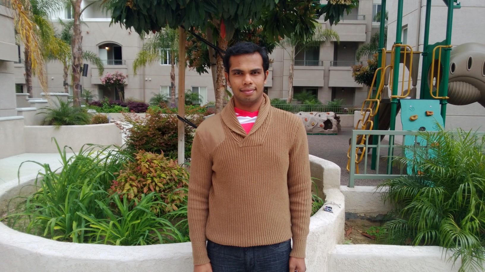 Shyam Visamsetty