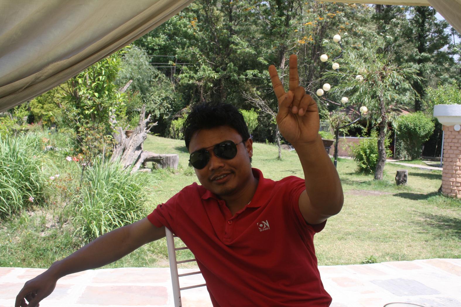 Suresh Shrestha