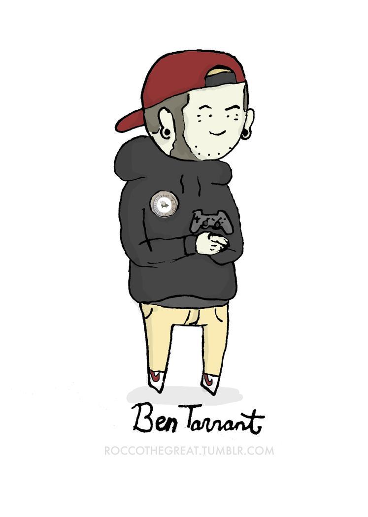 Ben Tarrant