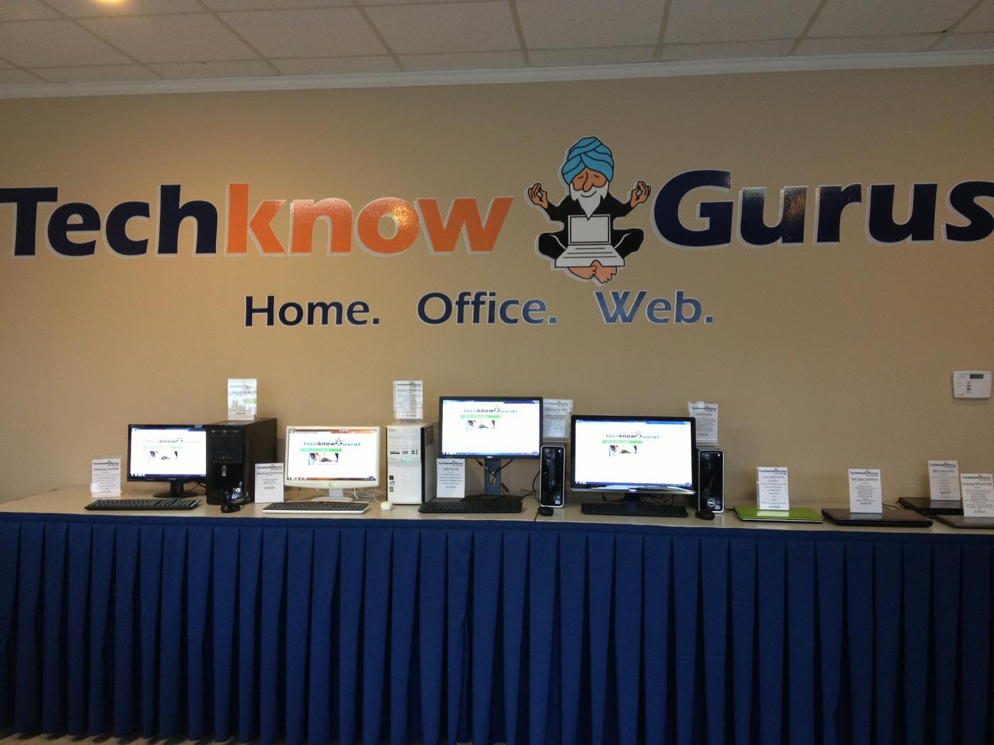 Techknow Gurus