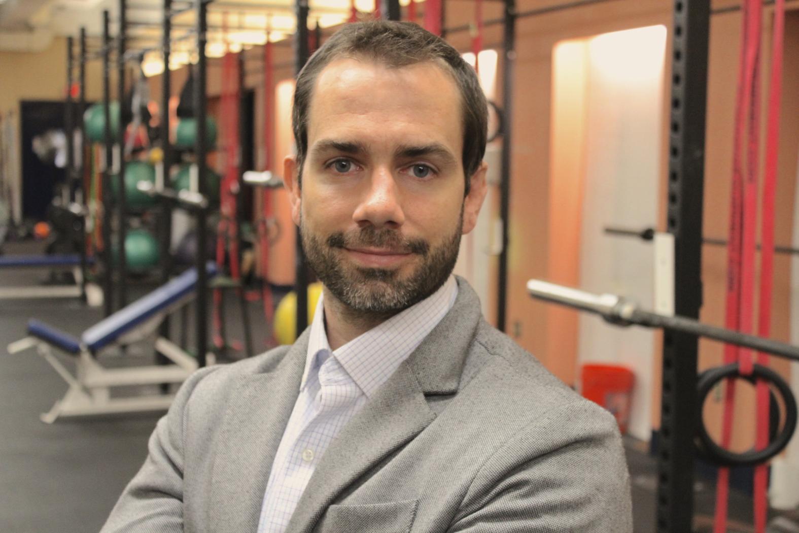 Dr Jason Gillis