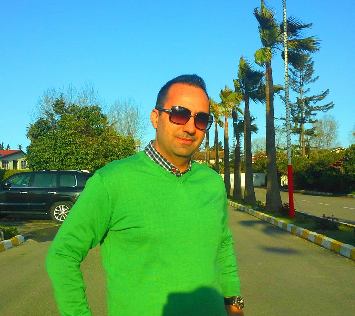 Yousef Zarei Nikjeh