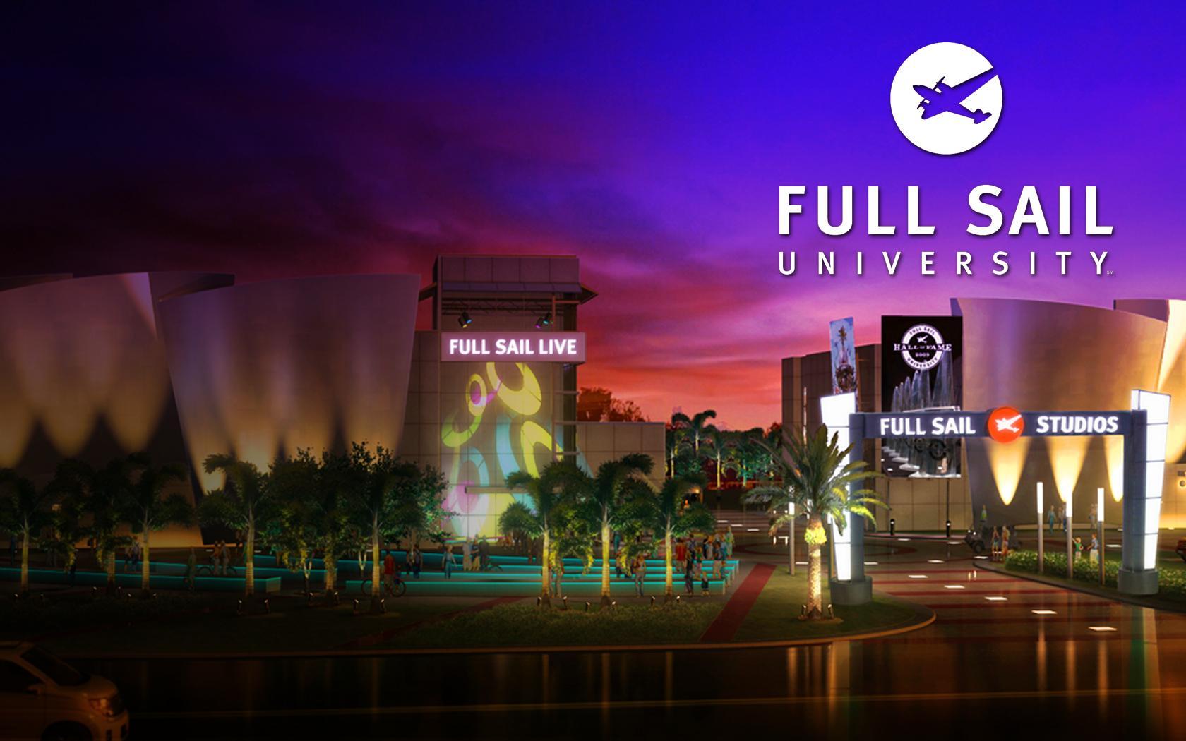 Full Sail University?