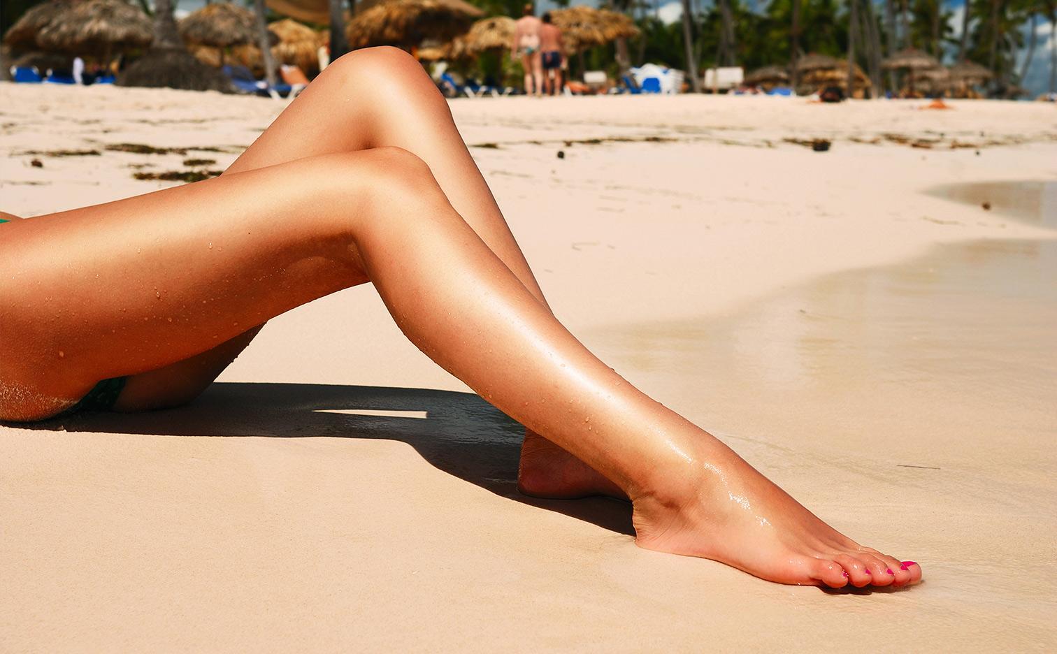 Просмотр женская нога 7 фотография