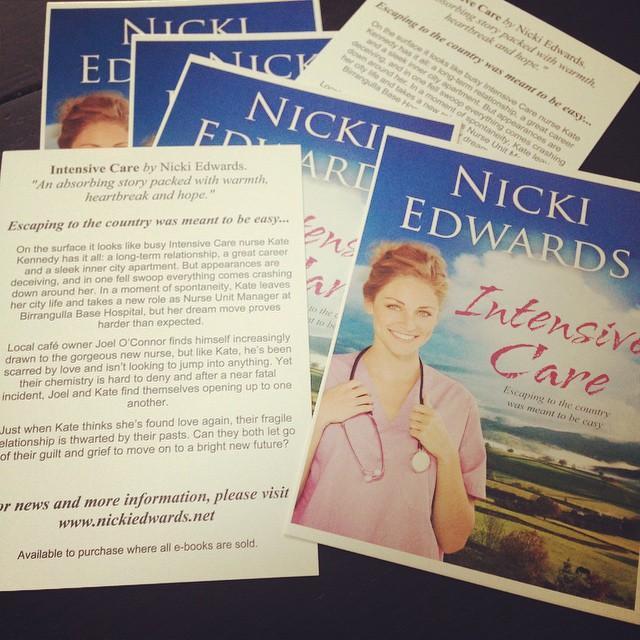 Nicki Edwards - Romance Author