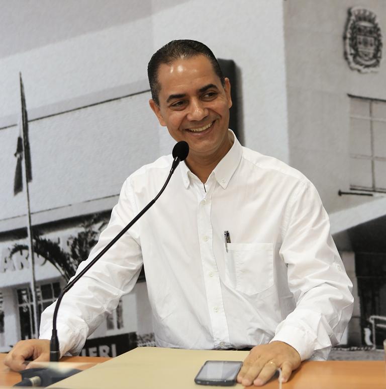 Pastor Agnaldo Almeida