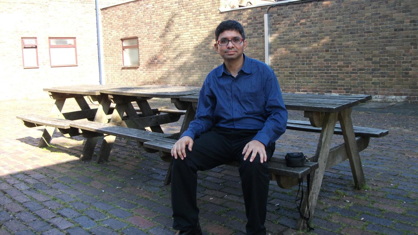 Sandeep Kulshrestha