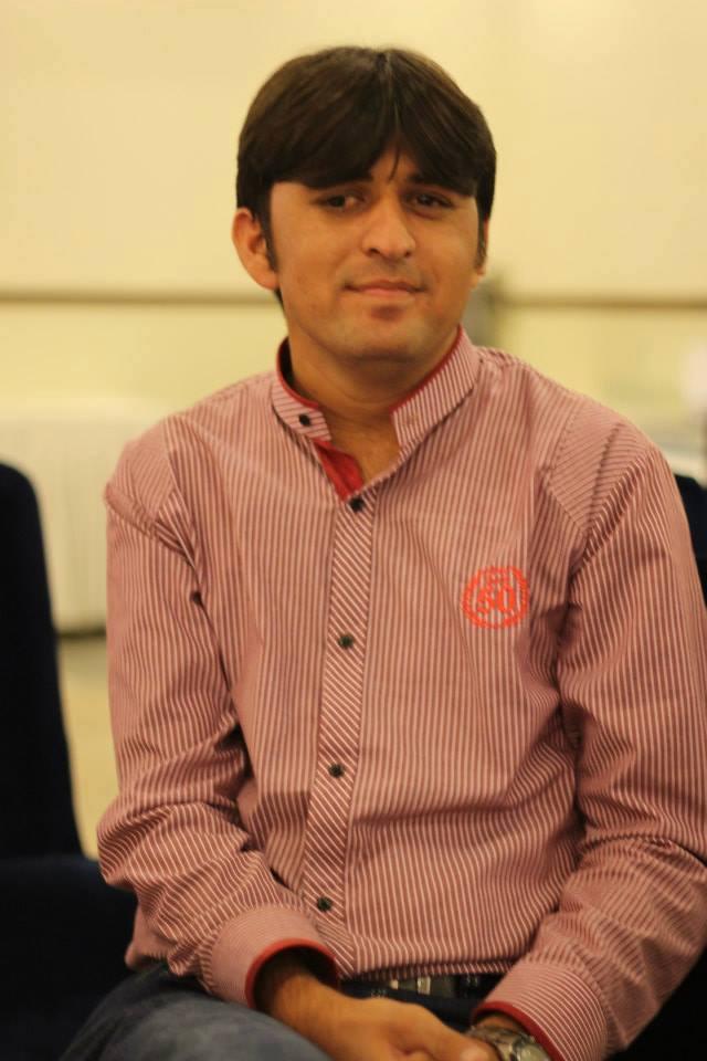 Shahid Hussain Soomro