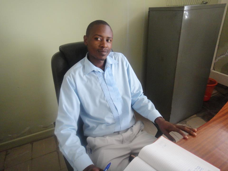 Timothy kambuni