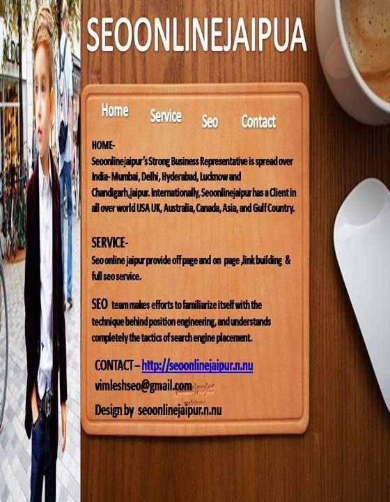 Seo service India